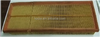 good quality and fatory price car air filter C3698/2