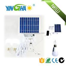 Iluminación solar y cargador solar dos-en-uno sistema