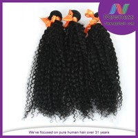 Wholesale factory price kinky baby curl hair can be dyed and bleached