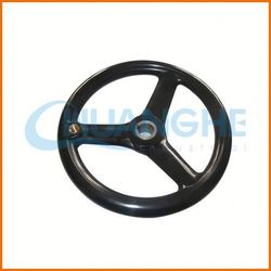 Dongguan manufacturer top sale high quality rubber wheel for wholesale