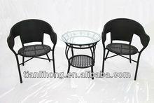 High quality patio rattan garden furniture