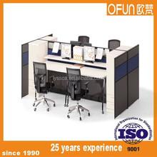 Modern High Wall Office Cubicle Design