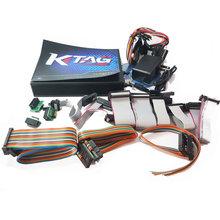 High performance KTAG V2.10 version ECU Programming Tool Master Version K-TAG K TAG ECU Chip Tunning high quality
