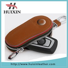 key holder wallet / leather keychain holder wallet