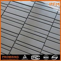 PFM Chinese popular luxury art mosaic papel de parede para banheiro lavavel for hotel&villa project design