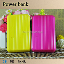 OLIER 2015 new luggage external battery charger 6000mah best for you to chose from ebay supplier