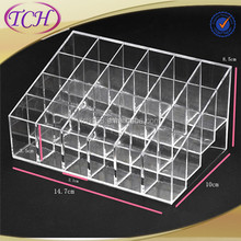 Wholesale high quality acrylic cosmetic stands sale