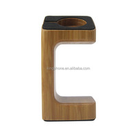 for apple watch stand wood,wood charging dock for apple watch,for apple watch accessory
