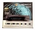 Azamerica s1001 abrir canales 61w sobre, 70w, 43.1w