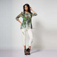 High quality OEM design fashion women clothing t shirts custom t-shirts