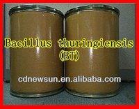 Mosquitocides Bacillus thuringiensis subsp.israelensis(Bti)