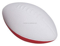 """6"""" PU foam anti stress American ball toy style/sports ball American football/Amerian football sport toys for adults&kids"""