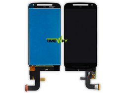 Factory price cheap wholesale for motorola moto g2 lcd touch screen digitizer(without frame)