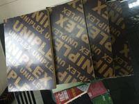 case 18mm 4x8 black/brown phenolic film faced plywood poplar/pine/eucalyptus/hardwood core,1/2/3 times hotpress,made in China