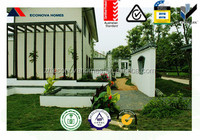 hot sell home and garden new products 2015 accessory dwelling unit for AUS Standard with grey water system