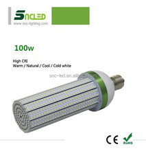 Warm / Natural / Cool / Cold white e27 e40 lamp base 100w led corn light bulb replace 600W incandescent / 200W CFL