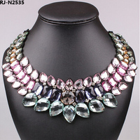 Aliexpress Jewelry Of Fashion Leaf Neon Collar Necklace Diffuser Necklace