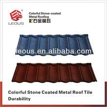 Metal Roofing  Metal Roof Tile Stone Coated Steel Roofing