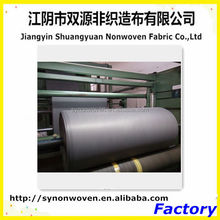 polyester spunlace nonwoven fabric for automotive interior
