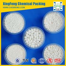 Activated Alumina adsorbent capacity