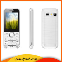 New Arrival Product Low End 2.4INCH Quad Band Spreadtrum GSM Unlocked Dual SIM Cell Phones C501