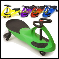 Assembling Children's Swing Car Toy