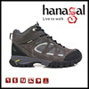 Hanagal new genuine leather Vibram outsole Autumn outdoor climbing shoes and hiking shoes