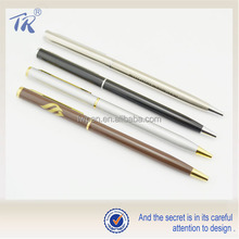 China Supplier Made Cheap Smooth Writing Promotional Metal Ball Pen