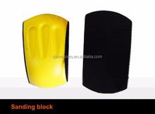 Material de la PU lijado a mano bloques