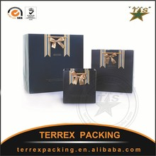 Customized Printed Luxury Promotional paper shopping bags