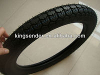 Qingdao High Quality Motorcycle Tire 2.75-14 in Discount