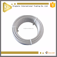 6*7+iws Steel Wire Rope for Tension Mast of Ship