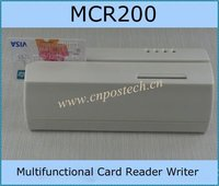 Mobile MCR200 magnetic strip card android reader/writer USB for Lo&Hi Co Track 1, 2 & 3
