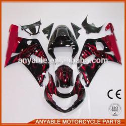 High qulity custom GSXR600 750 2001 2002 2003 for suzuki katana fairing kit
