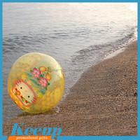Transparent Giant Inflatable Big Beach Ball Inside