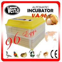 De control Digtal huevo automática codornices túnel incubadora de huevos de incubadora de cría