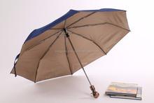 golden gel coated fabric fashion cool skull handle auto open and close umbrella