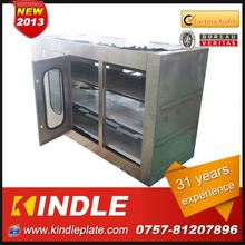Kindle OEM Experienced CNC extruding aluminum parts ISO9001:2008