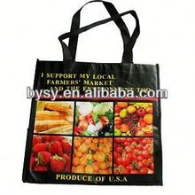 Qualited Horizontal Trendy Shopping Bag