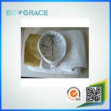 Waste incinerator using High temperature resistant fiberglass dust filter bag with ptfe membrane