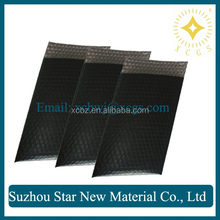 black ESD shielding bubble envelope and anti-static bubble bag