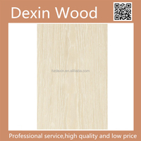 151C decorative white apricot wood veneer sheet