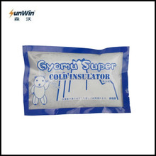 instant ice pack ,no need to freeze ,Non-toxic, safe, relief from: Pain; swelling; muscle strains; toothaches; minor burns; inse