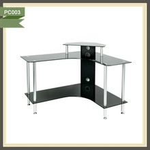 low price lightweight height adjust internet cafe office computer table design,office desk layouts