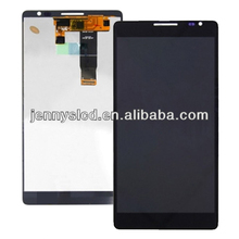 Original cell phone lcd digitizer for Huawei Ascned Mate Black