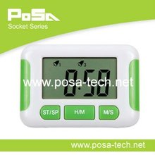 promotional digital timer with multiple alarms (PS-305)