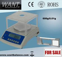 1500g/0.01g gold weighing machine animal move function