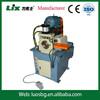Single end manual pneumatic tube deburring machine tool LDJ-80