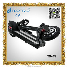 350W lithium battery foldable electric scooter