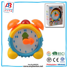 Good for kids' intelligence clock children education toy